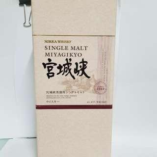 日本威士忌   宮城峽冇年份