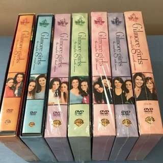 Gilmore Girls complete series DVD