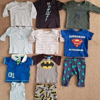 0000 Baby Boy Clothes