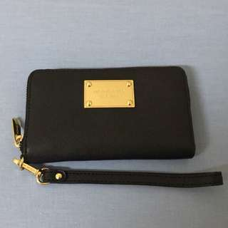 Michael Kors Saffiano Leather Phone Wallet *new*