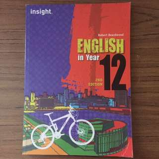 English In Year 12