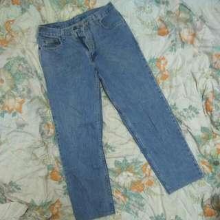 Spencer Kirkland 32 Long Jeans