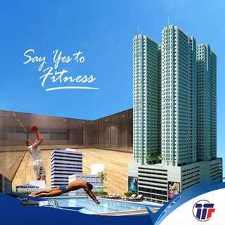 5000 a Month! 1 Bedroom Condo in Quezon City near Sm North