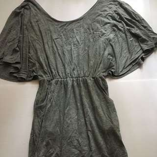 M For Mendocino Grey Dress