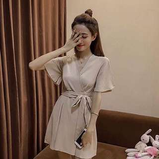 (BNWT) Skin Colour Romper / Jumpsuit