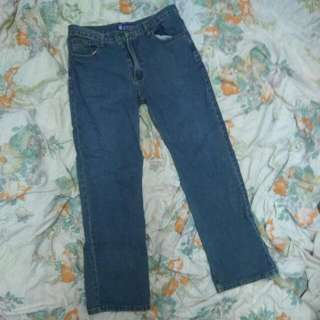 Margaret Chris Outdoor Long Jeans