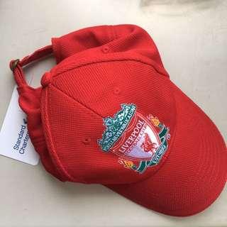 利物浦 帽 Liverpool Cap