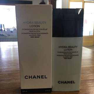 Genuine Chanel Hydra Beauty Lotion