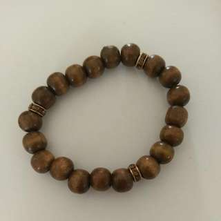 Beaded Bracelet Free With Any Purchase