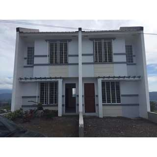 Townhouse House and Lot in Rodriguez Rizal 20 mins away to Quezon City