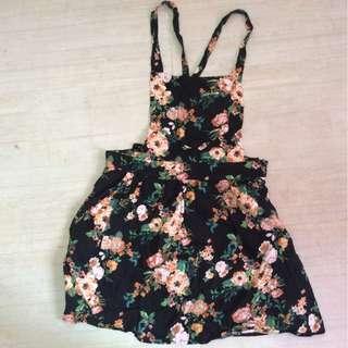 Forever 21 Jumper Skirt