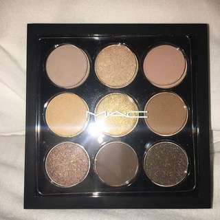 Mac Eyeshadow Amber Times Nine