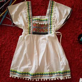 Thai Traditional Top