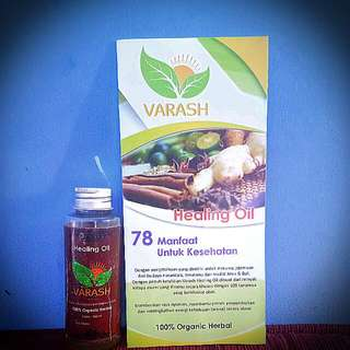 Minyak Varash Herbal Indonesia