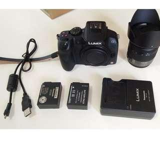 Panasonic G6 Panasonic 14-45mm/3,5-5,6 (Japanese Interface)