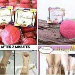 Bambini soap Super whitening soap Made in thailand