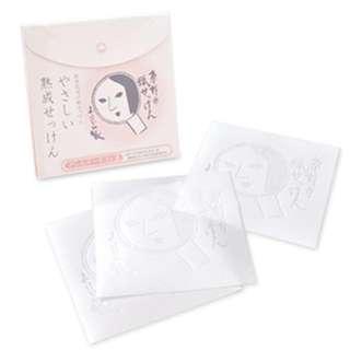 日本yojiya 紙香皂