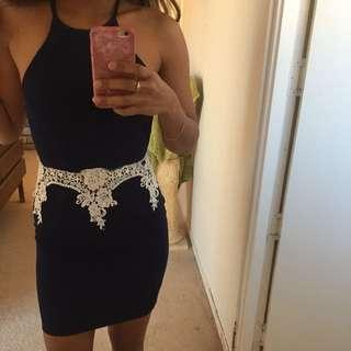 Navy Dress Size 6