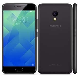 Original Meizu M5 - 2GB RAM | 16GB ROM | Octa-core | Black or Gold