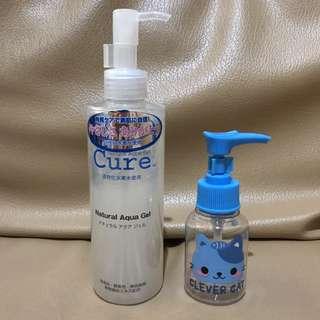 Cure Natural Aqua Gel (Share In Pump Bottle)
