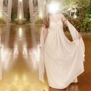 Khaleesi Inspired Long Gown