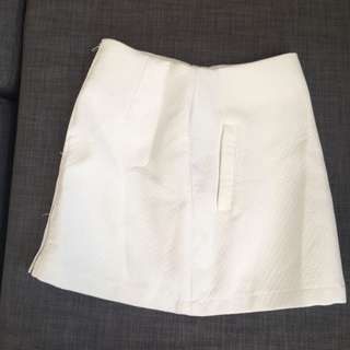 White Supré Skirt (6)