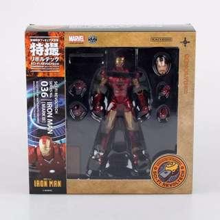 Yamaguchi Revoltech Ironman Mark 3 Collectible