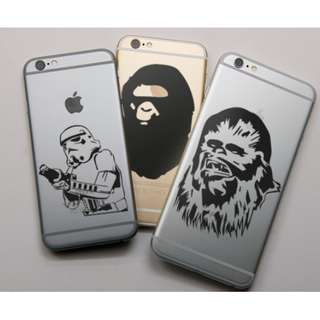 mobile phone decals