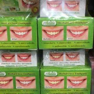 Herbal Whitining  Toothpase