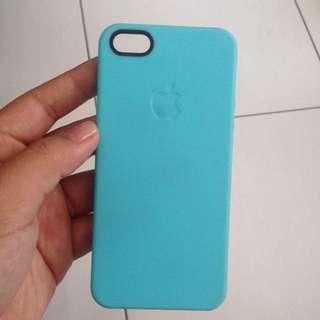 Blue Iphone 5 Case