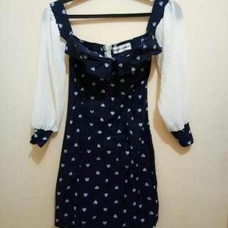 Thailand Off Shoulder Bodycon Dress