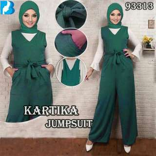 Kartika Jumpsuit Set 3 In 1