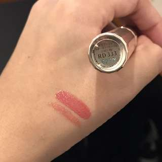 Original Shiseido Maquillage Watery Rouge in RD333