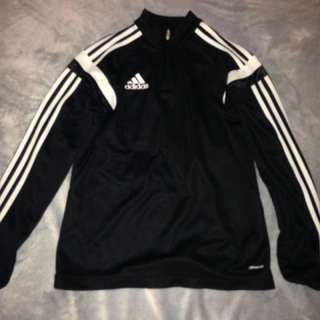 Adidas Quarter Zip Sweater