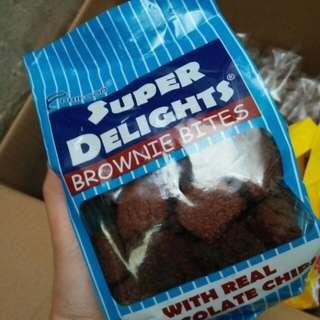 Super Delights Brownies