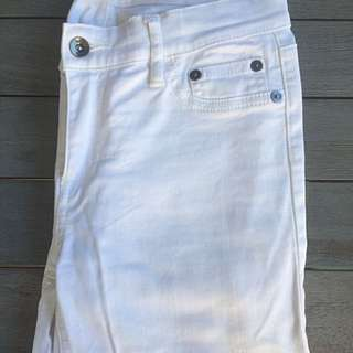 White Seed Jeans