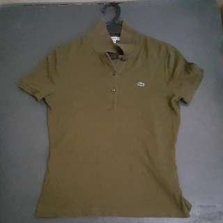 Authentic Lacoste PoloShirt