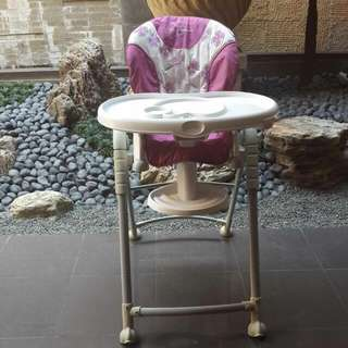 Baby High Chair MamaLove