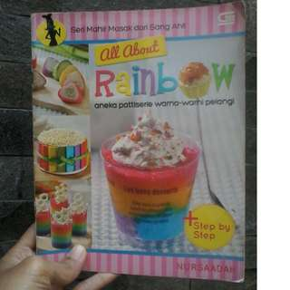All About Rainbow, aneka pattiserie