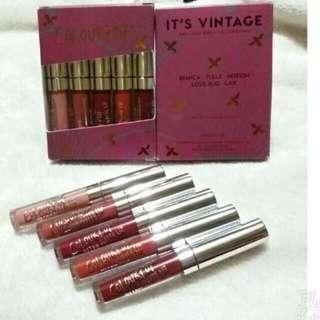 Colourpop Its Vintage