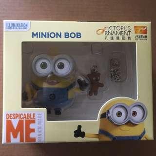 Minions Bob 成人八達通配飾 全新