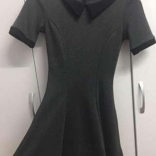 H&m購入的洋裝