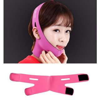 KOREAN V SHAPE SLIM FACE LIFT UP BELT