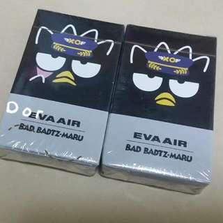 EVA AIR 撲克牌 酷企鵝