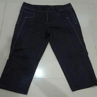 jeans 7/8 new