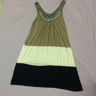 Dress Midi Lucu