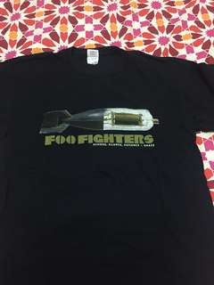 Foo Fighters Band T Shirt