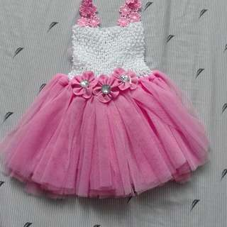 Tutu Dress for your 1 yr old baby
