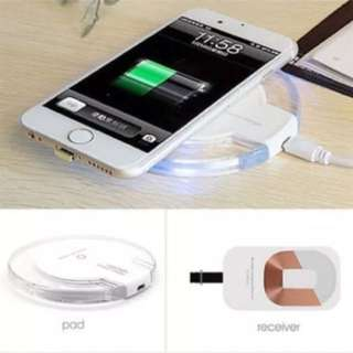 Mobile Phone Wireless Charger, Qi Wireless Charging For iPhone And android