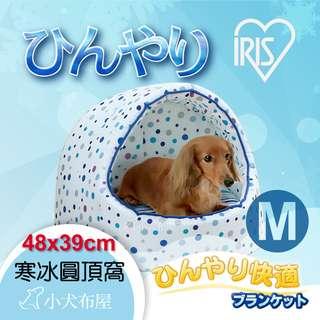 【日本IRIS】限量涼墊窩型*包覆型貓咪最愛《CDB-M》夏天犬貓必備